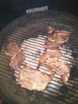 thin steaks